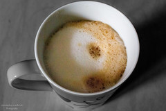 Cappuccino - Guten Morgen (schlawiner1985) Tags: coffee kaffee cappuccino tasse tisch morgen mde fit aufwachen wakeup morning good cup