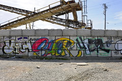 SUER, UTER (STILSAYN) Tags: california graffiti oakland bay east area uter 2013 suer