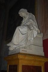 Assorta (Silvana Maresca) Tags: roma opera arte monumento basilica chiesa pensiero contemplazione pensieroso assorta fotoroma basilicadisantamariadegliangeliroma