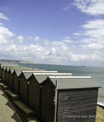 "Isle of Wight - Wooden Beach Huts • <a style=""font-size:0.8em;"" href=""http://www.flickr.com/photos/44019124@N04/8704611620/"" target=""_blank"">View on Flickr</a>"