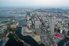 Yokohama City View (shinichiro*) Tags: japan spring may landmark yokohama kanagawa crazyshin landmarktower cityview 2013 dp1m sigmadp1merrill 20130505sdim2368
