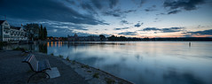 Good morning Constance (Tobias Knoch) Tags: blue lake refle