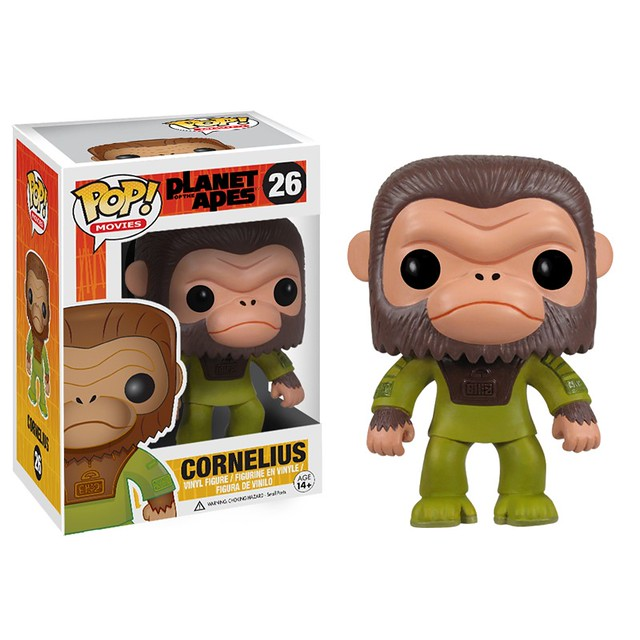 FUNKO POP! Movies 人猿星球 1968 Planet of the Apes