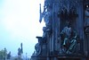 Wet and Blue~ Czech Prague , Morning  of  Křižovnické náměstí (十字騎士廣場 ) ~ (PS兔~兔兔兔~) Tags: road street travel bridge light sunset shadow sky tower castle church stone night clouds port canon river pier boat europe day ship nocturnal czech prague cloudy yacht hill prag praha stonecarving tschechien most czechrepublic bluehour charlesbridge philipp graysky vltava pleasure oldcity hradcany riverview riparian ceskarepublika karluvmost karluv blauestunde moldau malastrana karlův klinger 布拉格 雕像 ceska landscapephotography colortemperature 碼頭 kleinseite 晨景 karlsbrucke 查理大橋 大城堡 dcdead goldenpraha openchat