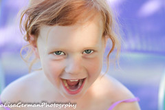 happy (motogirl273) Tags: babies littlegirls happysmileeyesbluesummerredheadkidschildren