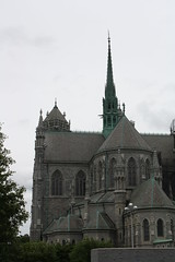 Sacred Heart from the north (ktmqi) Tags: newjersey newark neogothic romancatholic sacredheartcathedral
