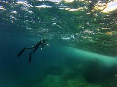 Подводная охота в Норвегии. Spearfishing in Norway.