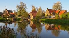 Friedesse molen, Neer (Loe Giesen) Tags: watermill watermolen neer friedessemolen