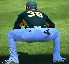 JoseMartinez butt (jkstrapme 2) Tags: hot male ass jock pants baseball butt tight athlete