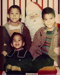 Early '70s Christmas (edenpictures) Tags: christmas santaclaus wagner janine jeffre