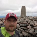 Ben MacDui Summit Selfie thumbnail