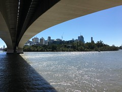 Kangaroo point, Brissy!