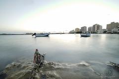 La Manga del Mar Menor (Juanma Dominguez) Tags: lamanga murcia playa costa barcas marmenor