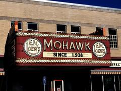 E. M. Loew's Mohawk Since 1938 (Professor Bop) Tags: professorbop drjazz olympuse5 theatre theater cinema building structure northadamsmassachusetts urban downtown