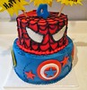 (kcollins8558) Tags: super hero cake