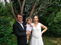 Félicitations aux mariés