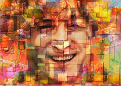 lennon (Jackie XLY) Tags: art digitalart colours lennon beatles thebeatles johnlennon abstract