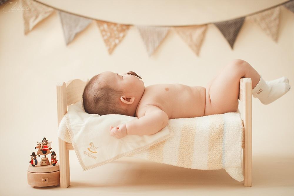newborn新生兒寫真攝影師