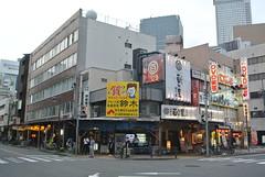 nagoya15667 (tanayan) Tags: town urban cityscape aichi nagoya japan nikon j1    road street alley