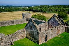 Craigmillar Castle (spcoonley) Tags: fujifilm fuji xe2 xf23mmf14 edinburgh scotland craigmillar castle