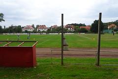Rostock Griffins 70:0 Berlin Rebels II (fchmksfkcb) Tags: football americanfootball warnemnde rostock rostockgriffins griffins berlinrebels berlin rebels groundhopping stadionwarnemnde stadionparkstrase