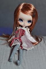 little girl  (Elffline) Tags: elffline doll fashiondoll yeolume pullip custom ooak cute kawaii