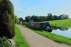 Leeds Liverpool Canal Rodley Leeds 06 (jdathebowler Thanks for 860,000+ views.) Tags: leedsliverpoolcanal rodleyleeds barges canal canaltowpath ruralscene countryside
