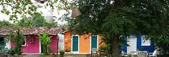 casas de trancoso BA (jakza - Jaque Zattera) Tags: casa colorido urbana decorao restaurada cidade luminrias rsticochic