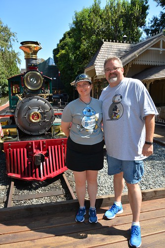 """Tracey and Scott with the E.P. Ripley • <a style=""""font-size:0.8em;"""" href=""""http://www.flickr.com/photos/28558260@N04/29231202485/"""" target=""""_blank"""">View on Flickr</a>"""