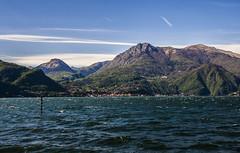 Bellagio, 2016 (frederik89) Tags: como lake comolake lagodicomo bellagio water montagna green landscape paesaggio sky skyline