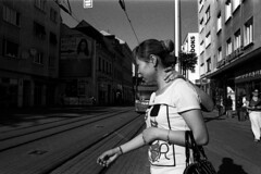 (noah samuel mosko) Tags: street streetphotography bratislava bratislavans bratislavastreetphotography moskophotography candid 35mm storytelling social study story stranger moment human noahsamuelmosko asa400 28mm f28 camera leica elmarit elmarit28 400 unposed film self developed 2016 strangerthanfiction slovakia ilford hp5 fomadon staremesto blackandwhite monochrome leicar r7 leicar7