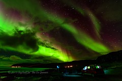 My 1st attempt at photographing the beauty that is Aurora borealis (BigBadCol The Ex Gunner) Tags: tokina d7100 astrophotographers bigbadcol colinmiddleton iceland westernfjords auroraborealis northernlights