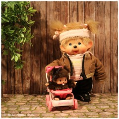 Sporty Mum! 2/2 (Heike Andrea Grote ) Tags: heikeandreagrote monchhichi monchhichidoll monchhichipals blythemonchhichicutemonchhichilover monchhichicollection dollphotography japan doll cute kawaii friends fun funny pink sweet smile art cool photopictureoftheday photooftheday bestoftheday picoftheday sportymum mum bebichhichi