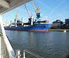 Ha Long Bay, Silvertown. (radio53) Tags: tate lyle silvertown newham river thames london ship shipping maritime e16 ha long bay