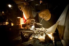 Indiana Jones (Nelix) Tags: samyang12mm2ncscs sonya6000 indianajones foiredecaen2016 foireexpositioncaen2016 camping