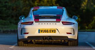 Brand new Porsche 911R
