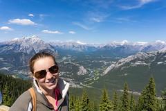 Tara Banff Background (Shane Kiely) Tags: banff canada lakeminnewanka tunnelmountain vermillionlakes