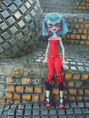 Avsila (eneida_prince) Tags: monsterhigh doll dolls osalina mattel photo photos mh 2016 monsterhigh2016 photoshoot ghouliayelps zombie ooak ghouliayelpsooak monsterhighooak avsila