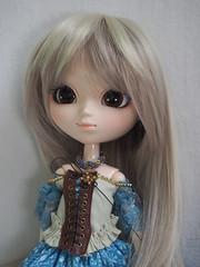Hino - new wig O___O (sh0pi) Tags: pullip hino groove fashion doll puppe leekeworld leeke new wig