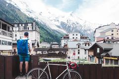 IMGP9242 (Velotton) Tags: chamonix montblanc france travel adventure nature outdoor velotton velottonbigtrip landscape bicycle velo cycling bicicletta