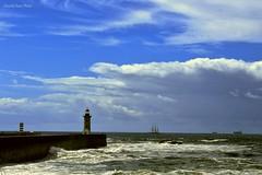 Foz do Douro -Oporto (IVAN 63) Tags: fozdodouro oporto portugal porto portogallo sea beach bay sky