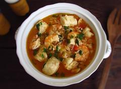 Fish rice with shrimp | Food From Portugal (Food From Portugal) Tags: food portugal recipes receitas fish peixe shrimp camaro