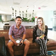 Our awesome assistant managers during their Florida travels!  #Tampa #businesstrip #management #business #olninc (oln_inc) Tags: oln inc carson ca los angeles