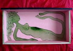 cura (Liana Keller - Trapo) Tags: lianakeller trapo trapolandia arte aguada quadreta