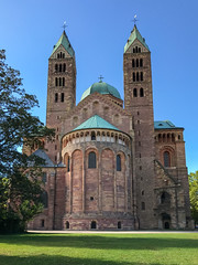 Dom zu Speyer (dronepicr) Tags: deutschland sight iphone speyer germany dom lnderstdte dome sehenswrdigkeit lnderstdte sehenswrdigkeit rheinlandpfalz de
