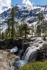DSC_3551.jpg (steve.castles) Tags: tahoe california waterfall river mountians snow trees