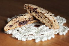 Peanut Butter Chocolate Biscotti (friesen4) Tags: biscotti peanutbutter chocolate peanut peanuts