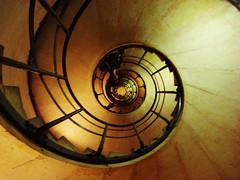 Tourbillon (Greelow) Tags: greelow sony france paris tourbillon stair stairs escalier whirl colimaon spiral staircase