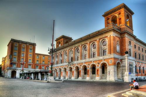 Palazzo delle Poste e delle Telegrafi by Strocchi, on Flickr