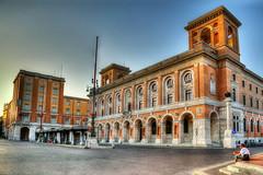 Palazzo delle Poste e delle Telegrafi (Strocchi) Tags: poste hdr piazzasaffi forlì canon eos6d 24105mm palazzodelleposte italy architettura fascismo